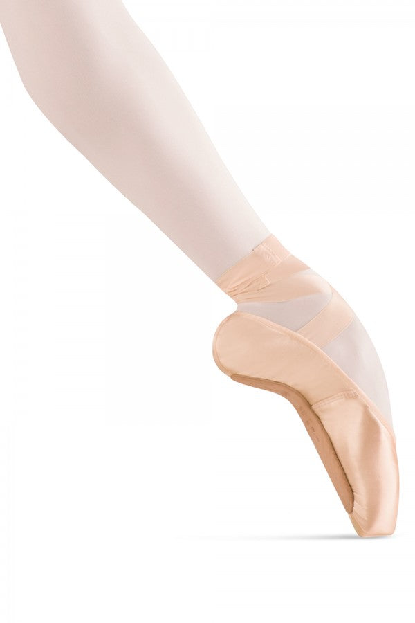 S0155L Bloch Tensus Demi Pointe Shoe