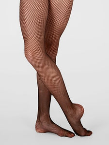 3407C Capezio Girl's Studio Basic Fishnet Seamless Tights