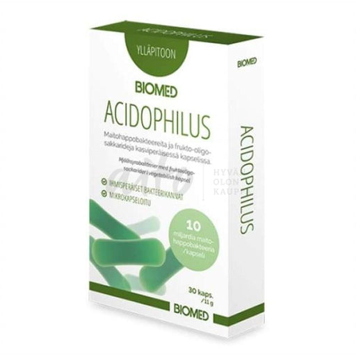 Acidophilus 30 Kaps - Biomed Misc