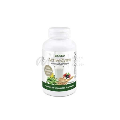 Activezyme 45 Kaps Misc