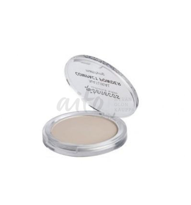 Benecos Natural Compact Powder Kivipuuteri Porcellaine 9G - Nhs Misc