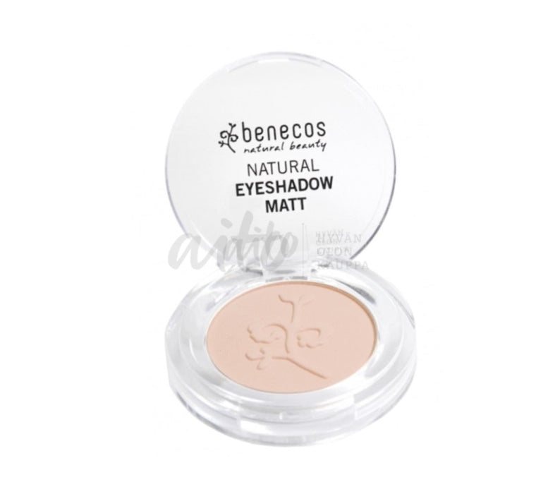 Benecos Natural Eyeshadow Luomiväri Matta Frozen Yogurt 2G - Nhs Misc