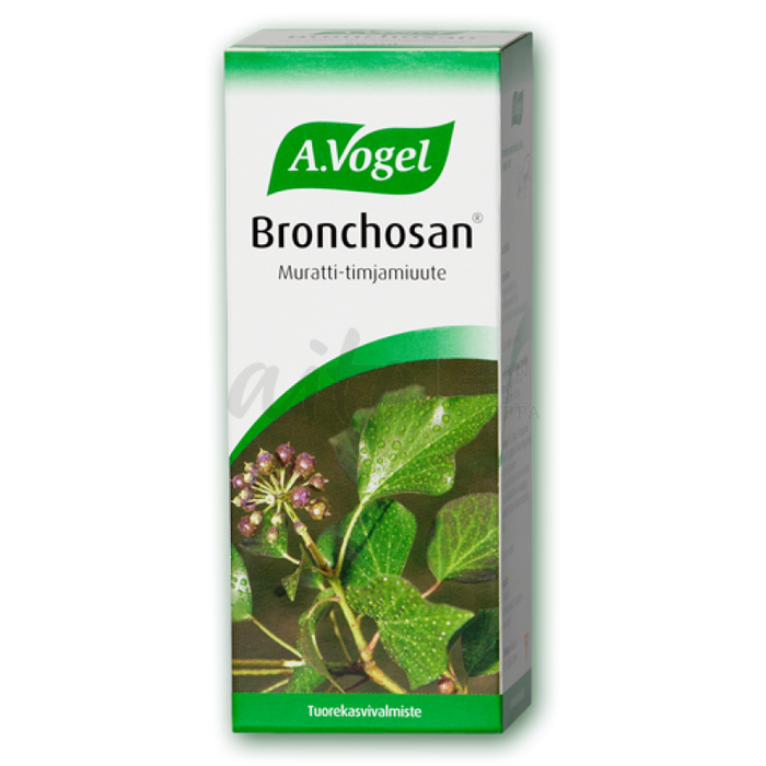 Bronchosan 50Ml - Vogel Misc
