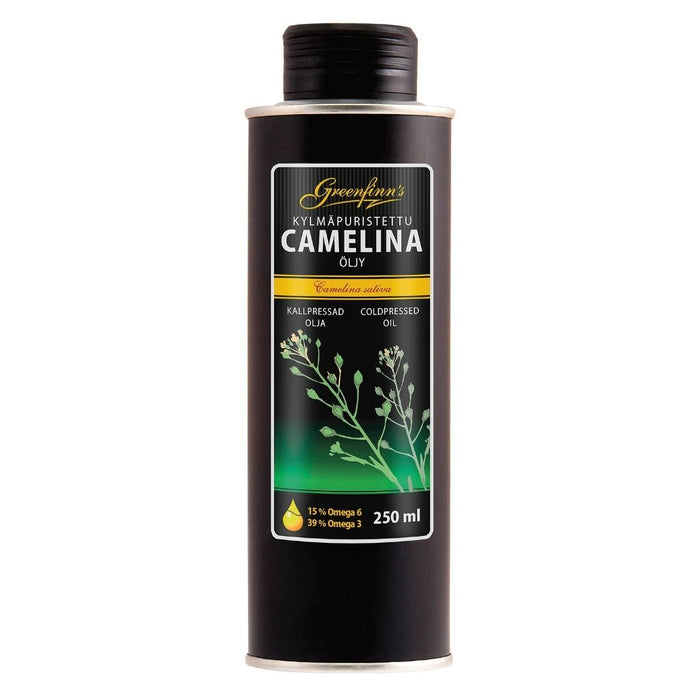 Camelinaöljy 250 ml - Greenfinn's