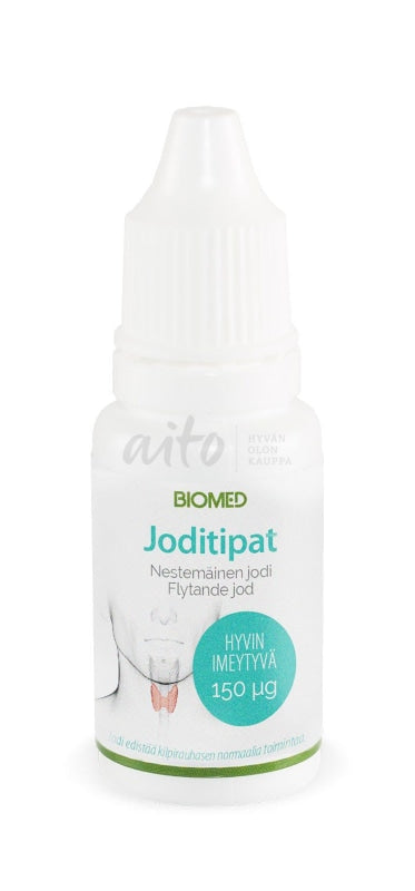 Joditipat 15Ml - Biomed Misc