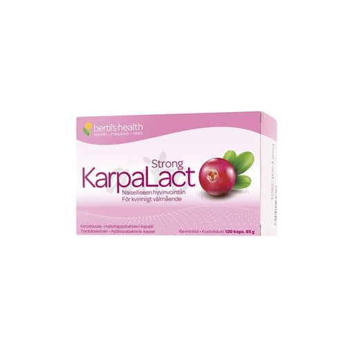 Karpalact Strong 60 Kaps - Bertils Health Misc