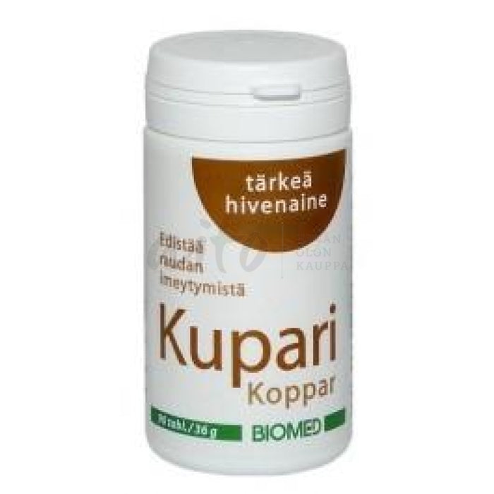 Kupari 90 Tbl - Biomed Misc