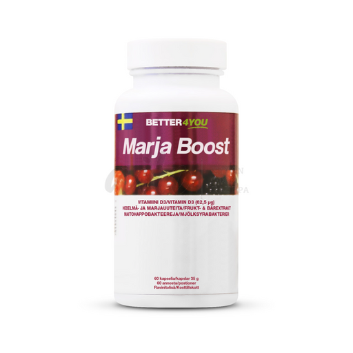 Marja Boost 60 Kaps - Better4You Misc