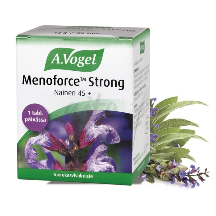 Menoforce Strong 30 Tabl - Vogel Misc