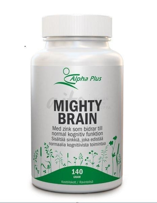 Mighty Brain 140 G - Alpha Plus Alp