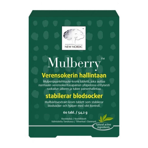 Mulberry 60 Tabl - New Nordic Misc