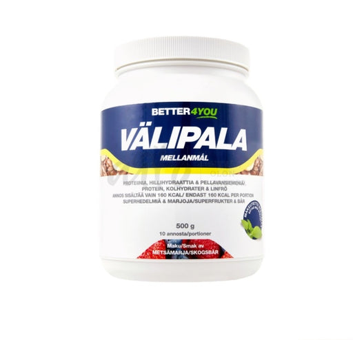 Välipala Metsämarja 500G - Better4You Misc