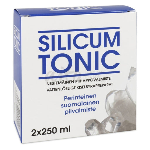 Silicum Tonic 2X250 Ml - Biomed Misc