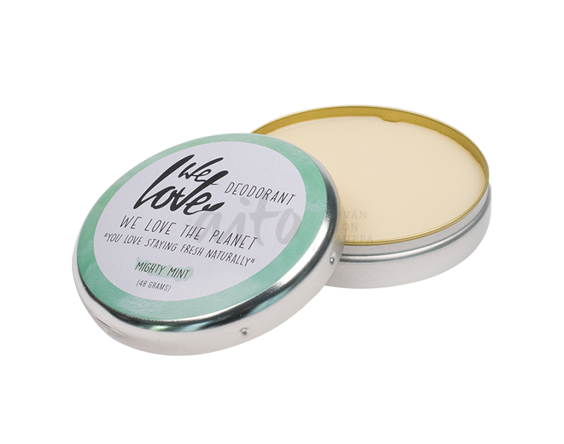 We Love The Planet Mighty Mint Deodorantti 48G - 4Dream Misc
