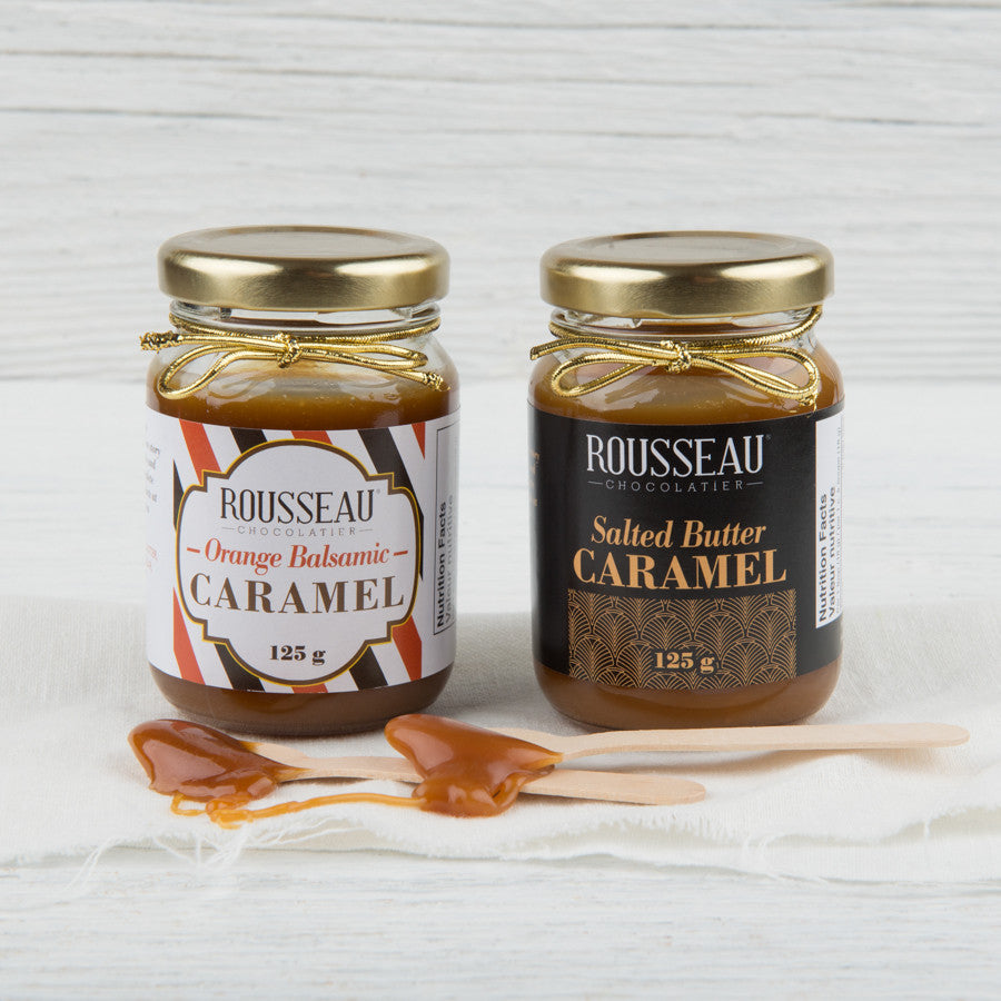 Caramel Spreads
