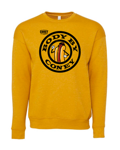 Body By Coney Sweat Shirt