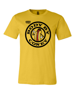 Body By Coney Shirt