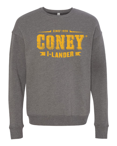 Coney Stamp Sweat Shirt