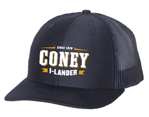 Coney Trucker Hat