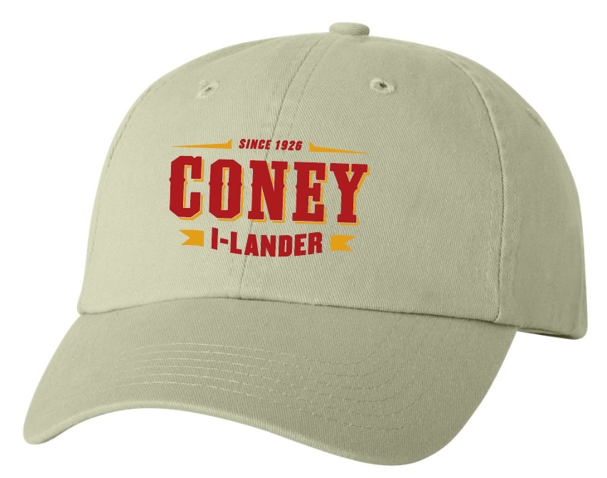 Coney Dad Hat
