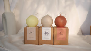 Candle Refills Bundle of 3