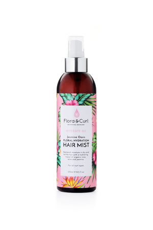 Open image in slideshow, Jasmine Oasis Hydrating Hair Mist