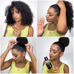 Smooth Curl Butter Gel