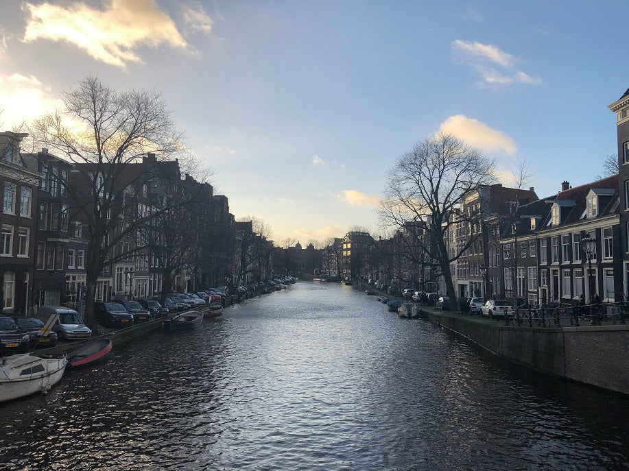 A simple Christmas week-end in Amsterdam