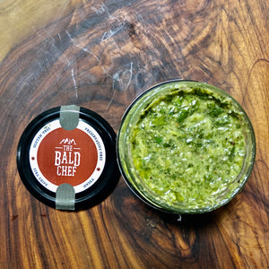 Home Made Argentinian Chimichurri
