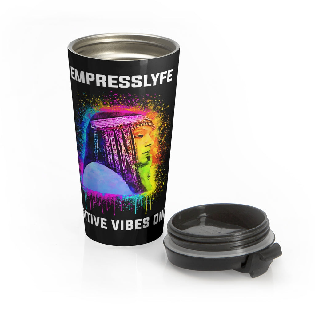 PVO! Stainless Steel Travel Mug