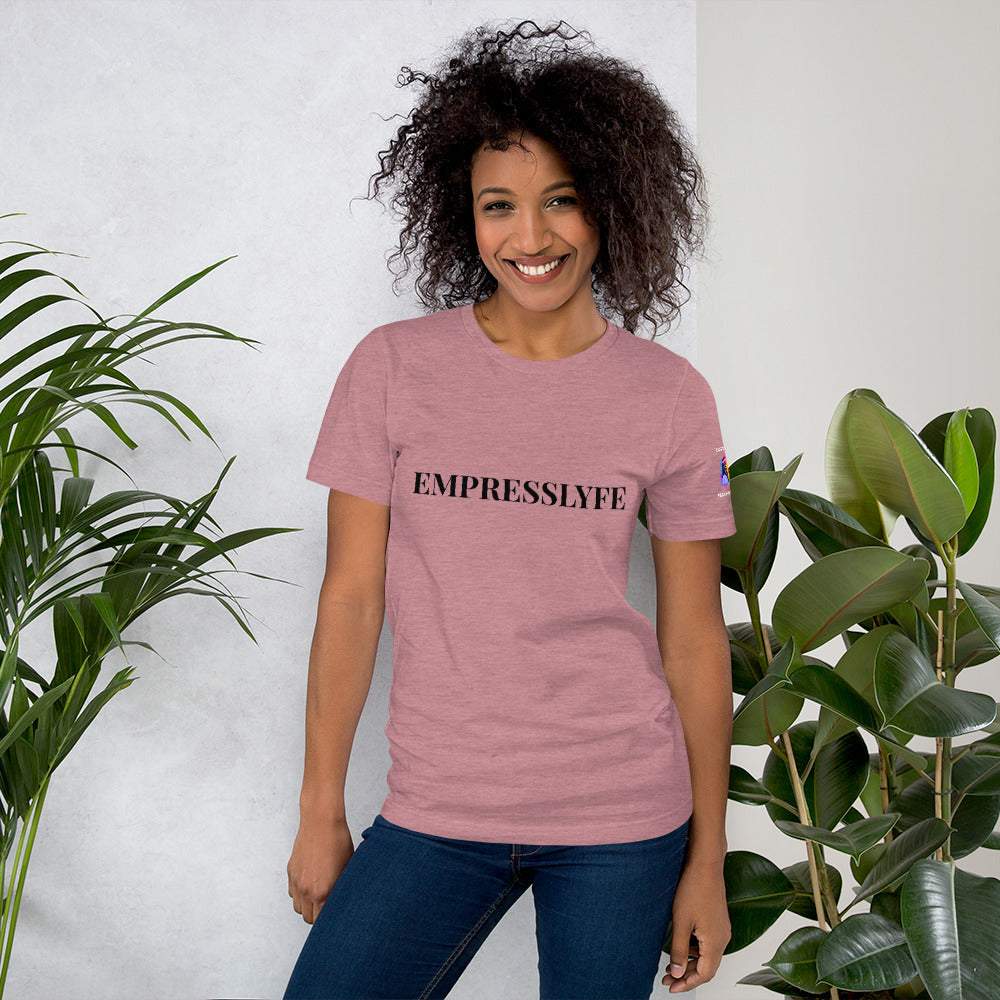EMPRESSLYFE Short-Sleeve T-Shirt