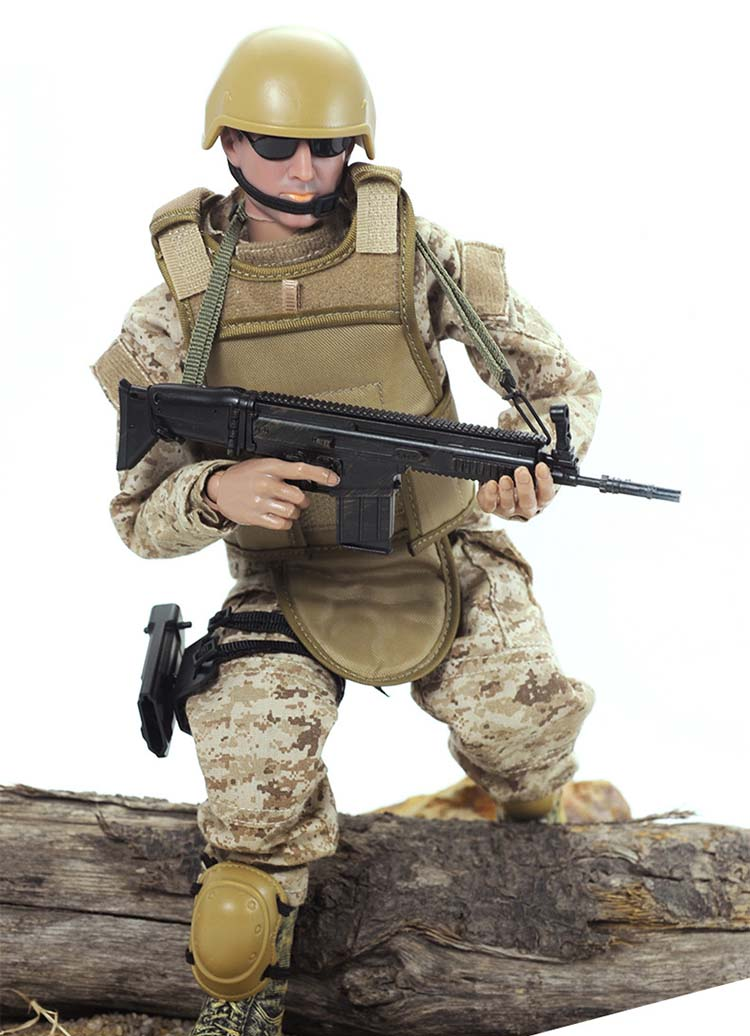 one sixth seals action figure