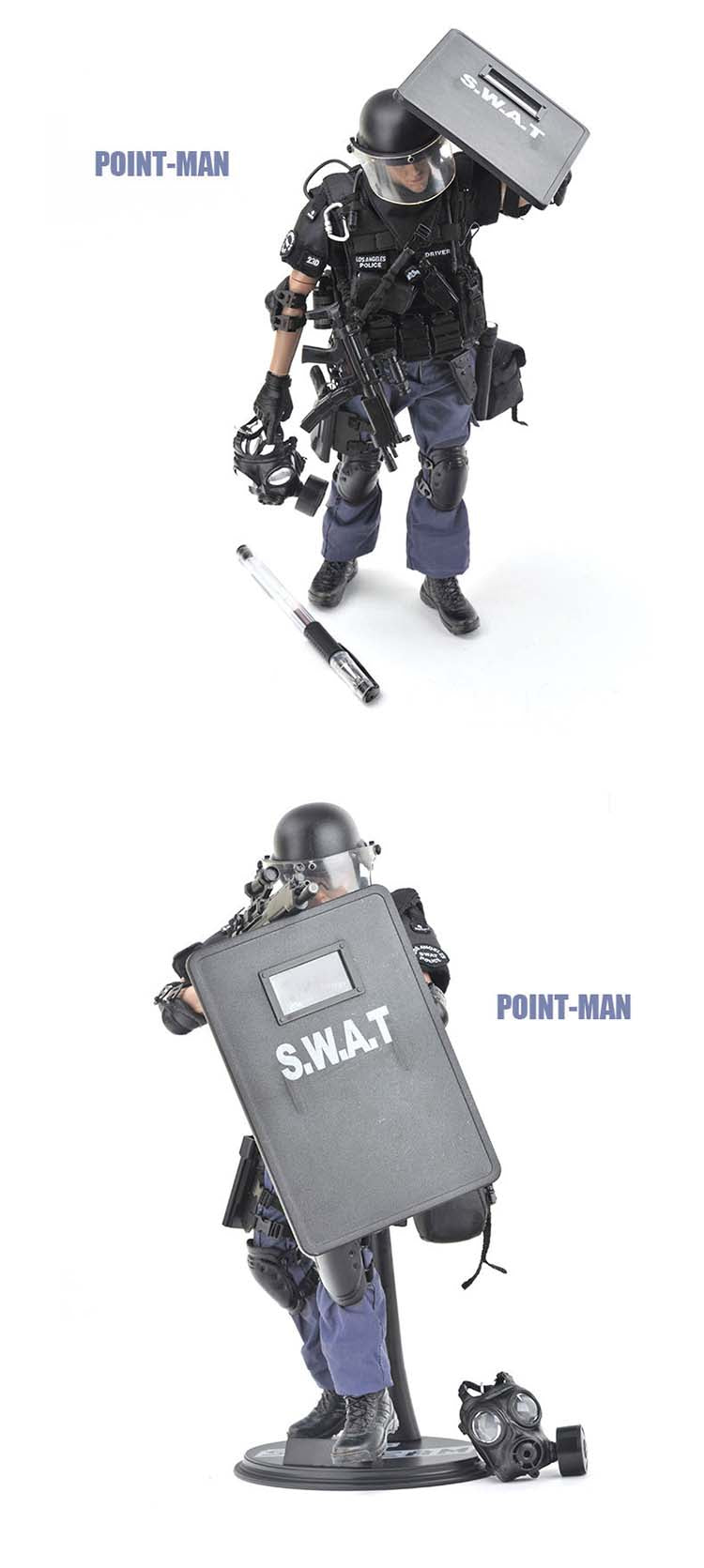 one sixth pointman action figure