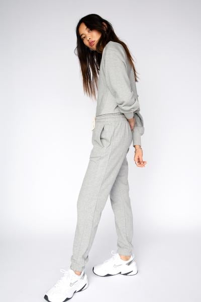 Warm Up Jogger Grey