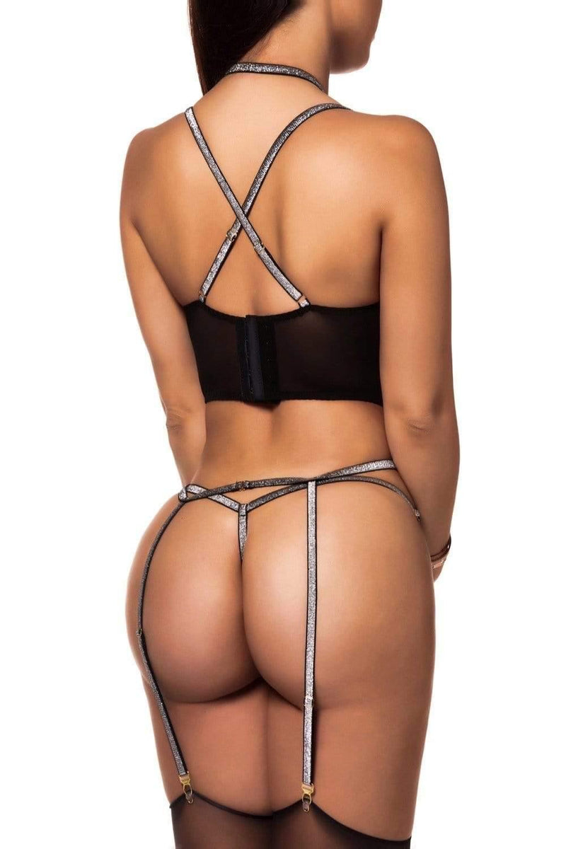 Regalo Suspender Belt - DEZNUDA
