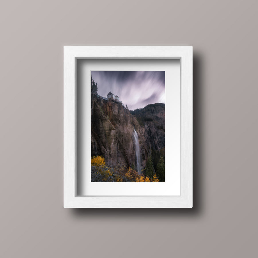 Bridal Veil Night Print