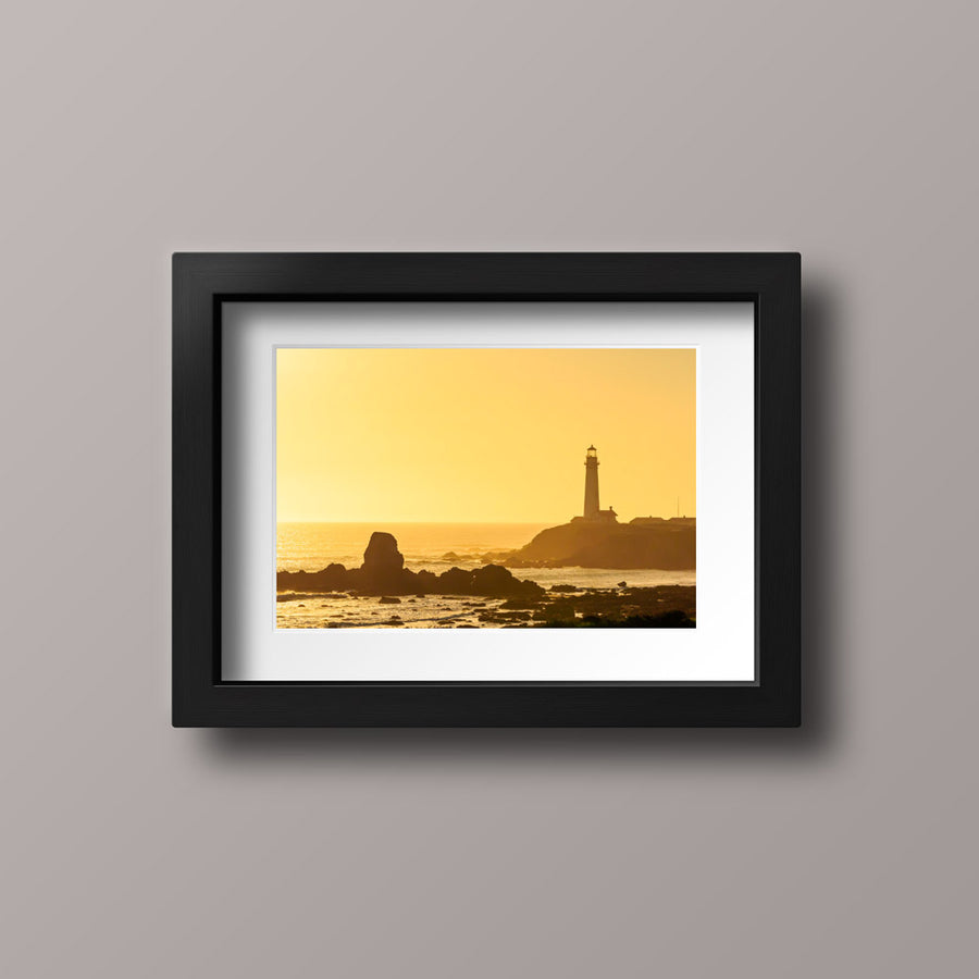 Pigeon Point Print