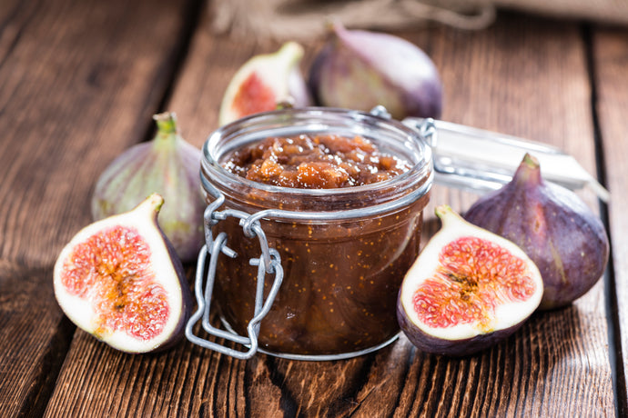 La confiture de figues 100% fruits (220g) *Délices de Minna*