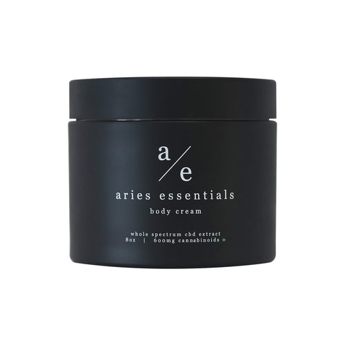 CBD Body Cream (600mg)