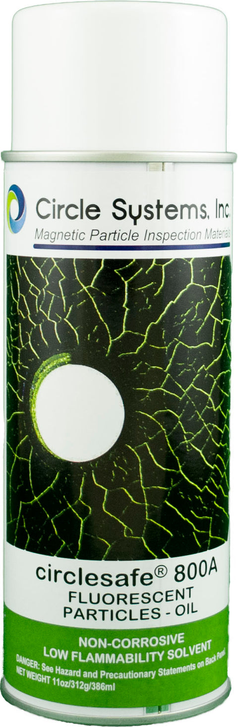 Circle Systems CircleSafe® 800A Aerosol Fluorescent Magnetic Particle