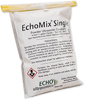 EchoMiX® Single Powder Couplant (1-part)