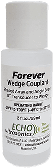 Forever Wedge Ultrasonic Couplant