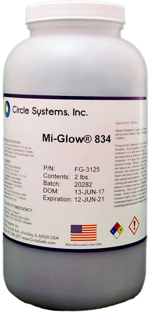 Circle Systems Mi-Glow® 834 Fluorescent Magnetic Particle