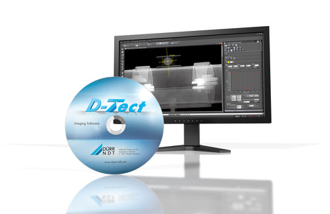DÜRR D-Tect X-ray Software - Acquisition for Panel