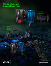 Liquid Nomad LED UV-A Lamp
