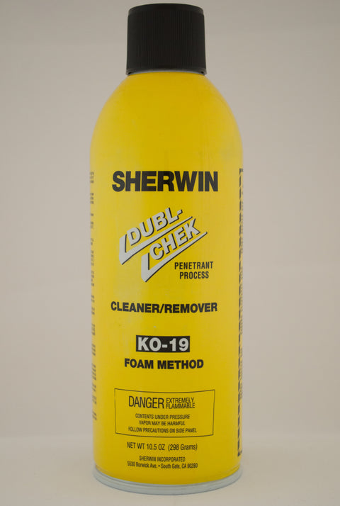 Sherwin KO-19 High Temperature Aerosol Cleaner