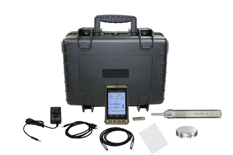 NewSonic SonoDur3 Mobile Hardness Tester Kit (Long Rod Probe)