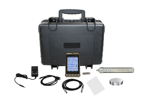 NewSonic SonoDur3 Mobile Hardness Tester Kit (Standard Probe)