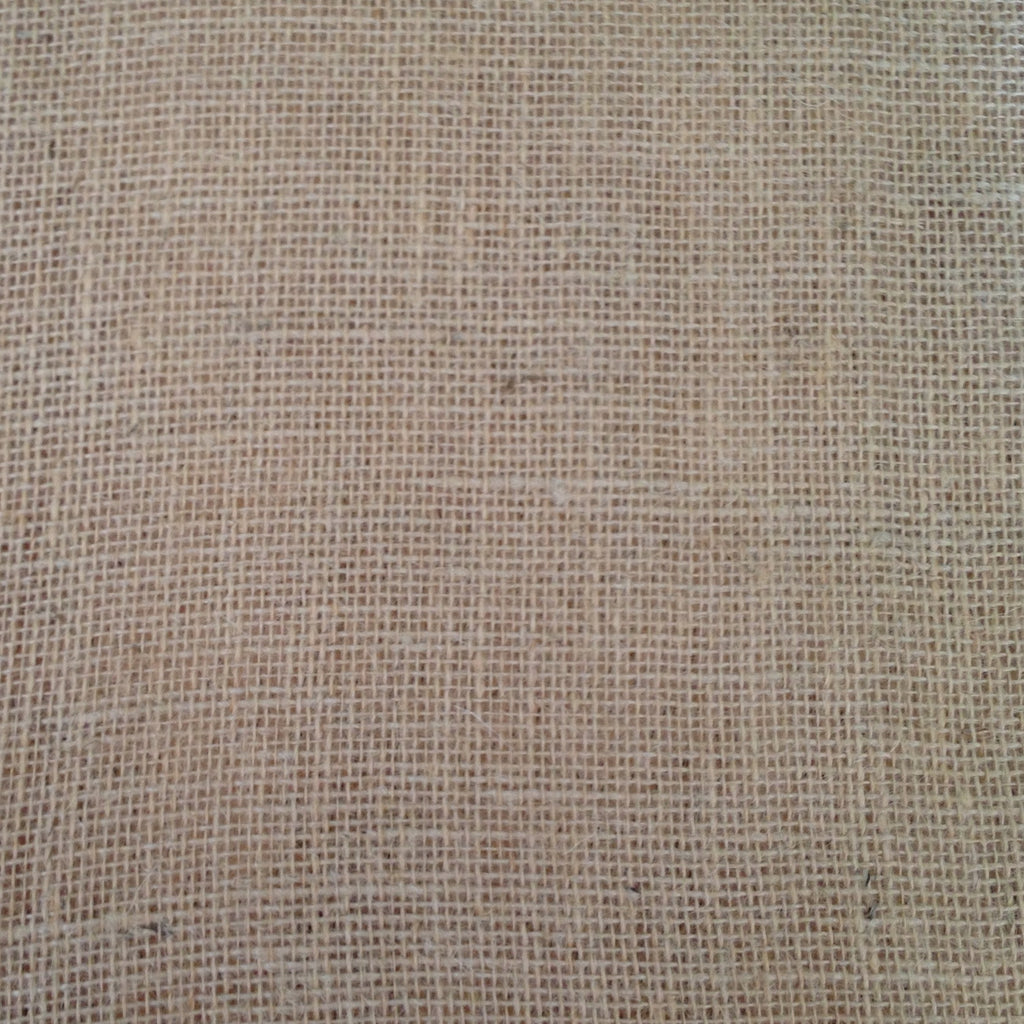 "Square Burlap Overlay - 50"" long x 50"" wide - The Rustic Chic Boutique"