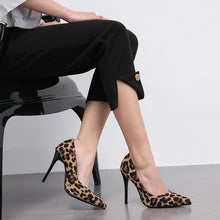 Load image into Gallery viewer, Floral Printed Super High Heels Women Pumps